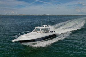 39' Intrepid 390 Sport Yachts 2013 JEANNE MARIE